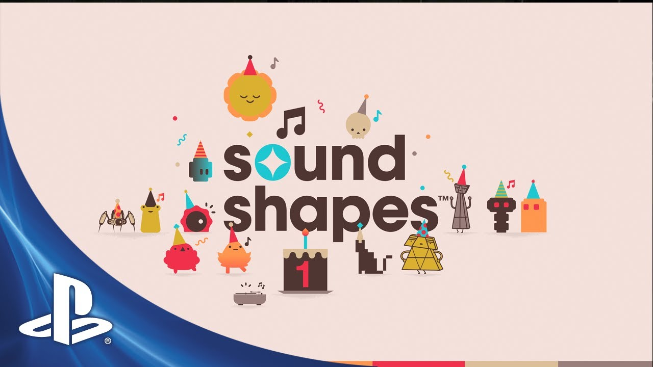 Happy Birthday Sound Shapes!