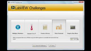 Introduction To NI LabVIEW For Education