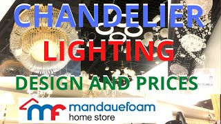 Chandelier Lights Design And Prices |Pendant Lights Magkano?