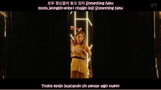 TAEYEON - Something New ( Sub Español - Hangul - Roma )