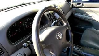 видео авто Toyota Camry в кредит
