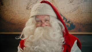 Messaggio di Babbo Natale in Lapponia Finlandia: videomessaggio Santa Claus Rovaniemi Polo Nord