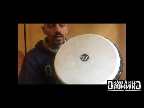 Have a Nice Drumming – Review LP Djembe World Beat FX 12,5″