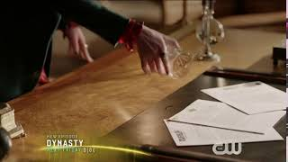 """Dynasty 3x11 Promo """"A Wound That May Never Heal"""""""