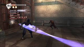Ninja Gaiden Black, Archive Lunatic, 1080p