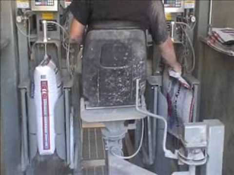 Portland Cement Bagging System (Model 830)