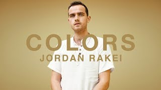 Jordan Rakei   Wildfire | A COLORS SHOW