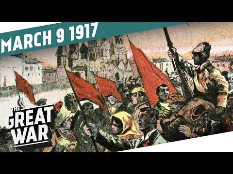 Ruská únorová revoluce - Velká válka