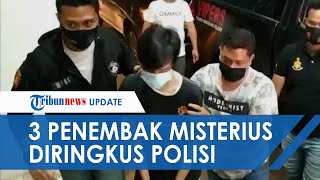 3 Pelaku Penembakan Misterius di Tangerang Diringkus Polisi, Senjata Sudah Diamankan