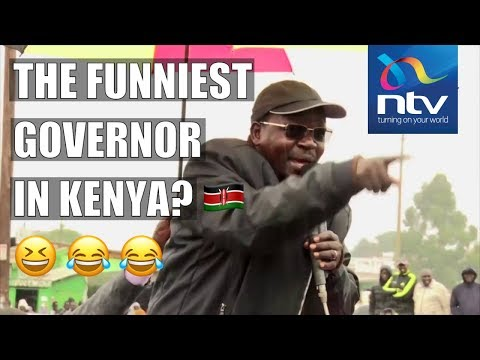 10 of the best Governor Lonyangapuo funny moments