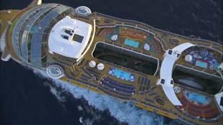InCruise. Видео-зарисовка с борта Harmony of the Seas