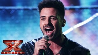Ben Haenow sings AC/DC's Highway To Hell | Live Week 4 | The X Factor UK 2014