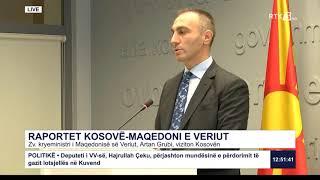 Drejtpërdrejt - Raportet Kosovë-Maqedoni e Veriut 25.11.2020