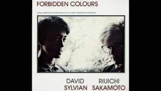 David Sylvian and Ryuichi Sakamoto - Forbiden Colours (1983)