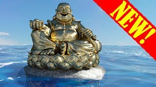 RECEIVE UNEXPECTED WEALTH: Music To Attract MONEY: Part 3   Feng Shui Golden Buddha Energy (432Hz)