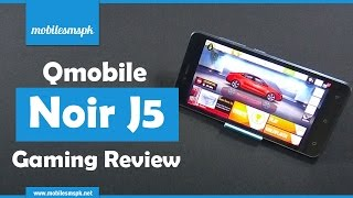 Qmobile Noir J5 Gaming Review | Gionee P7 Gaming Review