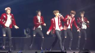 BTS The Wings Tour in Chicago - 21st Century Girl