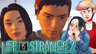 Life is Strange 2 Episode 1 Gameplay Part 1 (2 Girls 1 Let