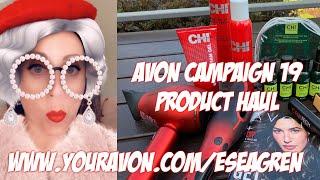 Avon Campaign 19 2020 Product Haul