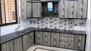 Kitchen Design (9by9)||kitchen Interior Design