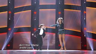 So You Think You Can Dance: The Next Generation - Jenna and Jake's Cha Cha Performance