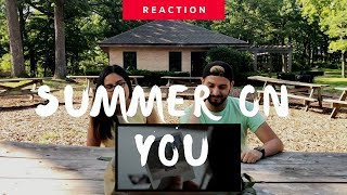 PRETTYMUCH | Summer On You (Official Video) Reaction | The Millennial Chisme