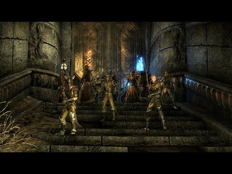 The Elder Scrolls Online: Tamriel Unlimited + Morrowind Upgrade Key The Elder Scrolls Online GLOBAL - video trailer