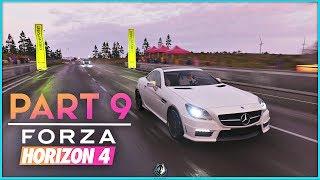 Forza Horizon 4 Walkthrough Part 9 - MOTOCROSS SHOWCASE | Xbox One S Gameplay