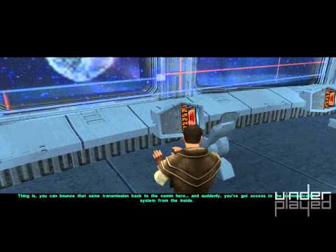 KotOR II The Sith Lords Restored Content Mod Part 11 HD