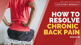 What Causes Chronic Back Pain   Which Exercises Are Going To Be Most Beneficial For Lower Back Pain