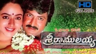 Sri Ramulayya | Telugu HD Full Movie 1998  | Mohan Babu | Soundarya | Harikrishna | ETV Cinema