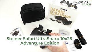 Steiner Safari UltraSharp 10x25 Adventure Edition review   Optics Trade Reviews