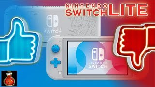 LO BUENO Y LO MALO De... Nintendo Switch Lite