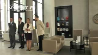 preview picture of video 'La Badira, un nouvel hôtel de luxe à Hammamet'