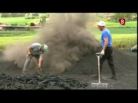 La elaboración del carbón. 06-06-18