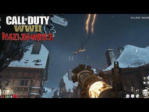 Download Call Of Duty Ww2 Zombies Reaper Tesla Gun Upgrade Varian