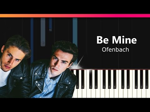 "Ofenbach - ""Be Mine"" Piano Tutorial - Chords - How To Play - Cover"