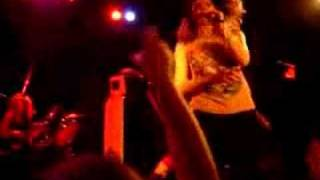 The Donnas - You Wanna Get Me High - Baltimore 2007