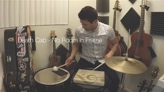 Death Cab - No Room In Frame cover | David Fertello