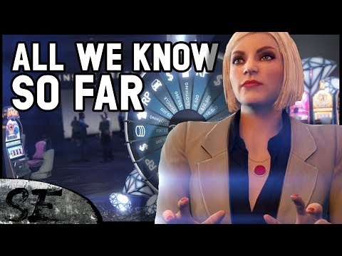 Diamond Casino and Resort DLC update | Story, Missions and More (GTA 5 Online)