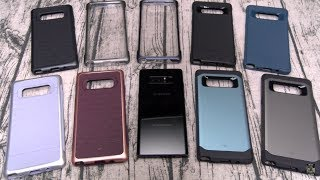 Samsung Galaxy Note8 Caseology Case Lineup - Under $20