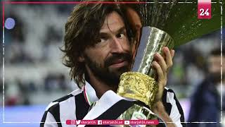 Juventus appoint Pirlo as new manager