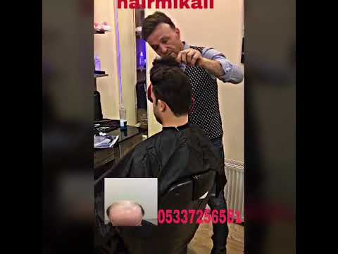 Protez Saç Hair Mikail