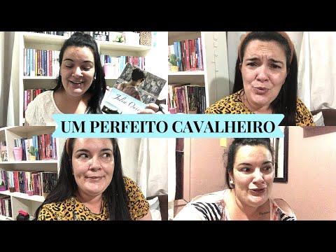 VLOG: LIVRO UM PERFEITO CAVALHEIRO | COM SPOILER | CATI BORBA