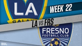 LA Galaxy II vs Fresno FC: August 9, 2018