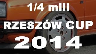 preview picture of video 'Wyścigi na 1/4 mili - Rzeszów CUP 2014 (25.05.2014) HD'