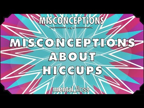This Video Debunks 10 Misconceptions About Hiccup Cures