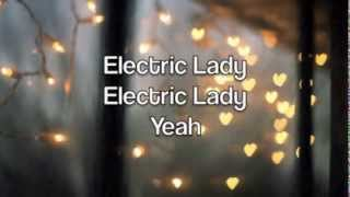Electric Lady Janelle Monae Lyrics