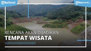 Waduk Tukul di Pacitan Jawa Timur yang Diresmikan Jokowi Akan Dijadikan Tempat Wisata