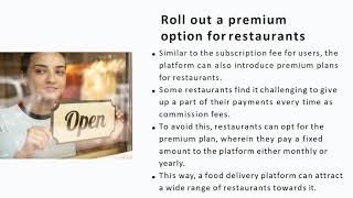 Expand Your Food Delivery Business with an UberEats Clone